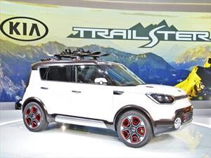 Kia Trail'ster e-AWD concept: Posible versión 4x4 del Soul