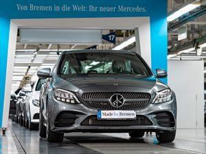 Mercedes-Benz Clase C 2019 estrena motorización híbrida