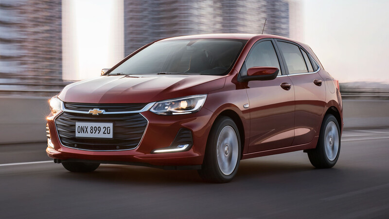 Chevrolet Onix Hatchback 2021 y una inédita versión RS estará disponible