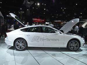 Audi A7 Sportback H-Tron Quattro Fuel-Cell Concept, lujo y ecología