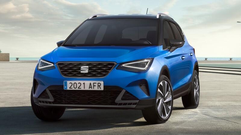 Este es el SEAT Arona 2022