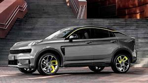 Lynk & Co 05 2020, el nuevo SUV coupé chino con mecánica híbrida enchufable