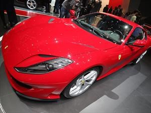 Ferrari 812 Superfast, la más potente de la historia