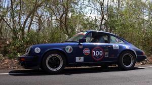 Ganadores absolutos de la edición 2019: Arguimbau y Baz en un Porsche 911