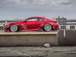 Lexus RC 350 F Sport 2015 by GordonTing y Beyond Marketing