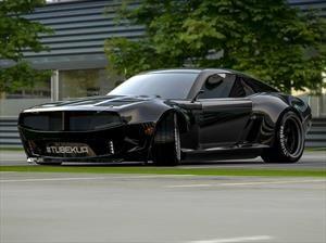 Pontiac Firebird TT Concept es un muscle car de ensueño
