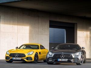Mercedes-AMG GT C Edition 50, la guinda en el pastel de aniversario