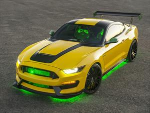 Ford Ole Yeller Mustang, un muscle car único