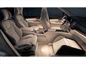 Volvo Lounge Console reinventa el interior de los autos