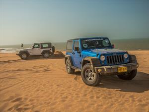 La Manada Jeep Guajira 2014 fue un éxito rotundo