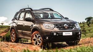 Presentan la nueva Renault Duster en Brasil