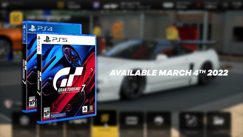 Atención gamers, Gran Turismo 7 confirma fecha de lanzamiento