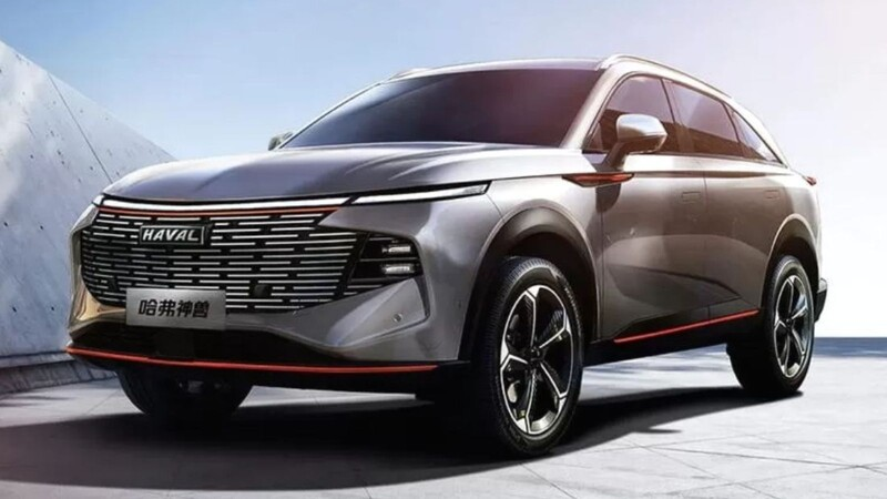 Haval Shenshou, el SUV que todos queremos ver pronto
