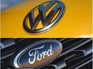 ¿Se juntan?: Ford y Volkswagen, cada vez más cerca