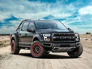 Roush Raptor 2019 eleva el perfomance de la pick up enfocada al off-road extremo