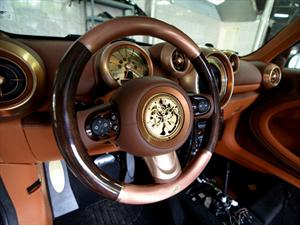 Mini Countryman Steampunk por Carlex Design