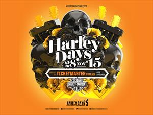 Harley Days México 2015, el mejor evento para los aficionados de la marca
