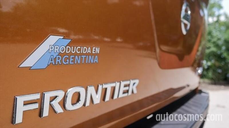Nissan Argentina invierte fuerte en la Frontier