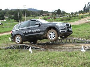 """Nuevo BMW X5, el """"Jefe"""" regresa con todo"""