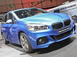 BMW Serie 2 Gran Tourer con capacidad para 7 pasajeros
