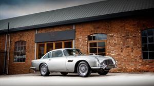 DB5: sale a subasta uno de los autos más famosos del mundo