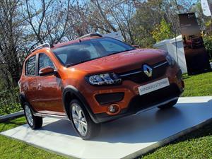 Nuevo Renault Sandero Stepway se presenta en Argentina