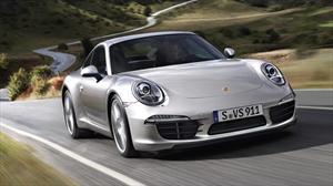 Porsche 911 es el Auto de Alto Desempeño del Año 2012