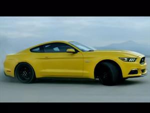 Ford Mustang 2015 sabe cómo hacer que todo sea más excitante