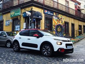 Citroën C3 2017 se estrena en Chile desde $9.890.000