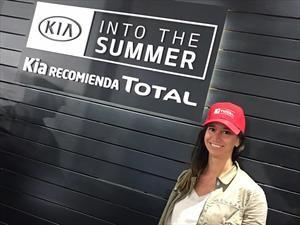 Verano 2019: Total y KIA, juntos en la playa