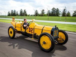 Marmon Wasp es el primer carro ganador de las 500 Millas de Indianápolis