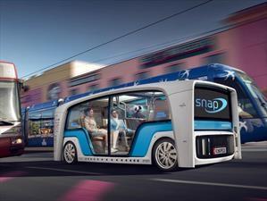 Rinspeed Snap Conecept, un ejemplo más de cómo será la movilidad del futuro