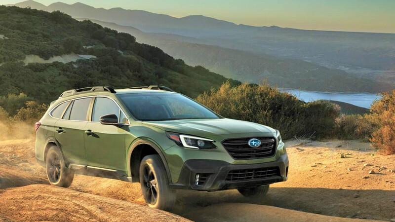 Disponible en Colombia nueva Subaru Outback