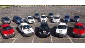 Fiat Grande Punto: Auto Oficial de la Vuelta de Chile 2012