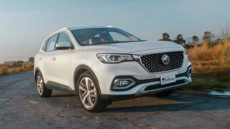 MG HS Excite 2021 a prueba, un SUV que vale la pena analizar