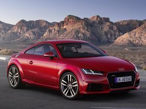 Audi TT, que veinte años no es nada