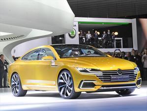 Volkswagen Sport Coupé Concept GTE, un nuevo diseño para la marca