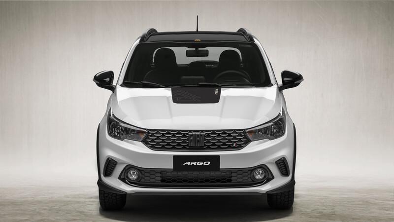 FIAT Argo 2022 incorpora motor E-TorQ a la versión Trekking