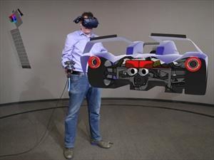 Ford desarrolla una herramienta de diseño con realidad virtual