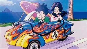 Messerschmitt, el auto de Gohan en Dragon Ball Z que sí existió en el mundo real