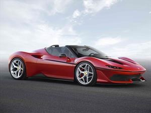 Ferrari J50: un súper roadster exclusivo para 10 afortunados