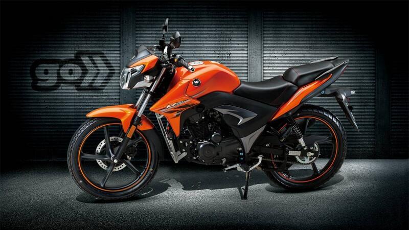 Las Naked de baja cilindrada empujan la venta de motos en Chile