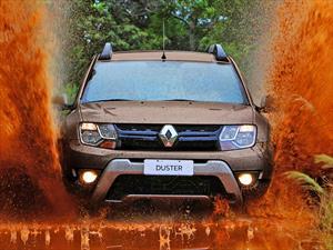 La Renault Duster muestra su nueva cara en Brasil