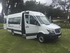 Mercedes-Benz Sprinter 415 SUSI en Colombia, desde $175'000.000
