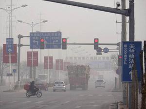 Terrible preocupación por la contaminación en Pekín