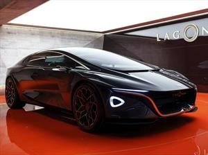 Lagonda Vision Concept representa la nueva marca de autos eléctricos y autónomos de Aston Martin