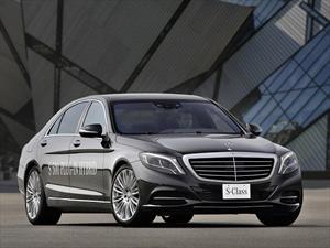 Mercedes-Benz S 500 Plug-in Hybrid se presenta