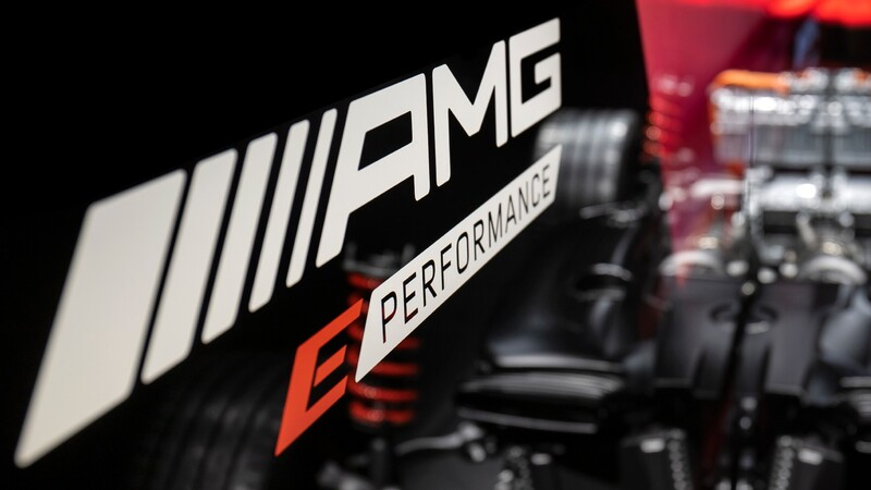 Mercedes-AMG revela los sistemas híbridos que equiparán sus autos y SUVs