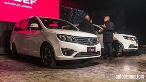 Dongfeng S500 2019 en Chile, apostando a destacar entre los siete plazas