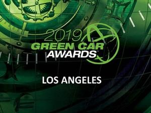 Los finalistas del Green Car of the Year 2019